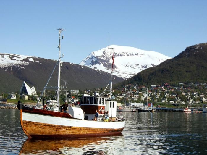 Høringsnotat om melding til Stortinget om vekst i norsk laks- og ørretoppdrett