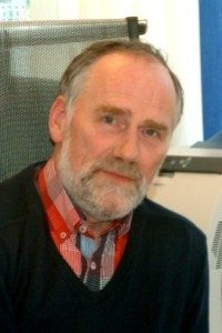 Ole L. Haugen, leder NFKK