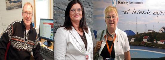 Tre nye fjes i valgkomiteen