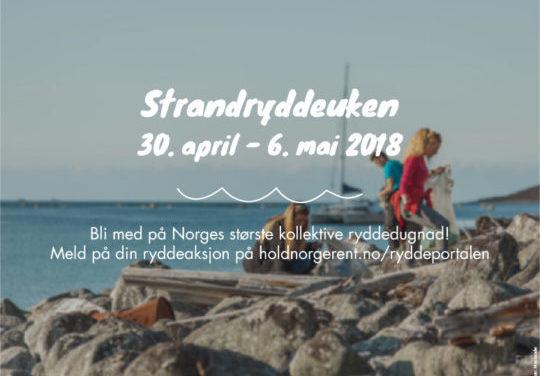 Strandryddeuka 2018