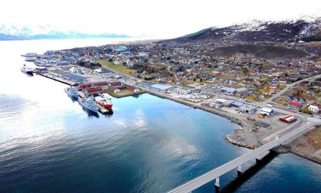 Sortland kommune er med på laget