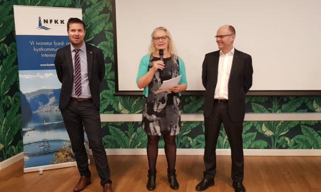 Steinar Reiten (KrF): – Jeg skal stå på som en terrier foroppdrettskommunene